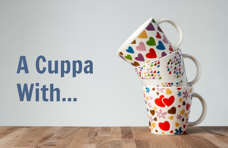 cuppa with Becky Goddard-Hill
