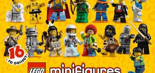 Figurines Lego - Série 1