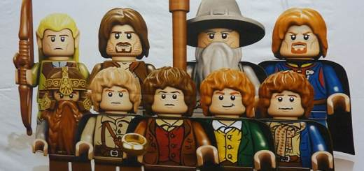 Figurine Lego Lord of the Rings