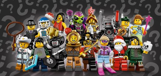 Lego Figurines - Série 8