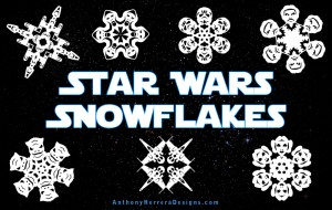 star-wars-snowflake