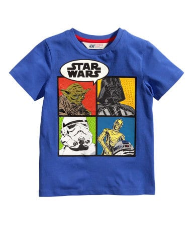 H&M Star Wars 2013