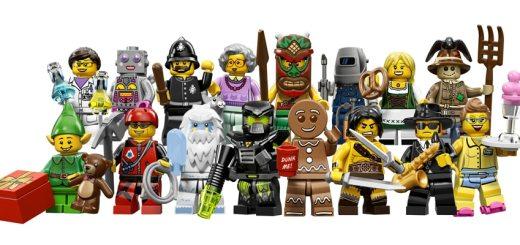 Lego Figurines Série 11