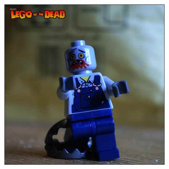Lego of the Dead