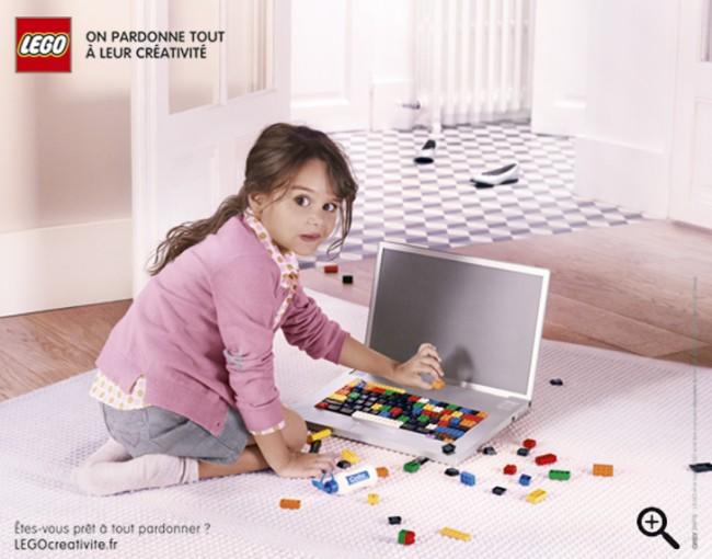 Lego Créativité : ordinateur