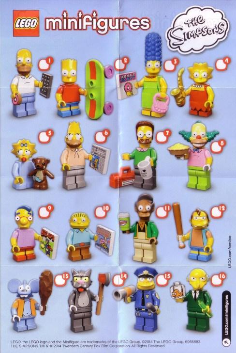 Notice Lego Simpson
