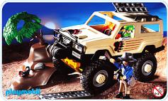 Playmobil - 4x4 2003