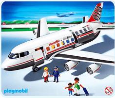 Playmobil - Avion 2006