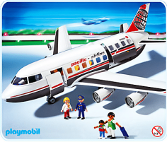 Playmobil - Avion 2006
