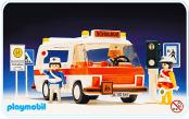 Playmobil - Bus scolaire 1982