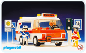 Playmobil - Bus scolaire 1982