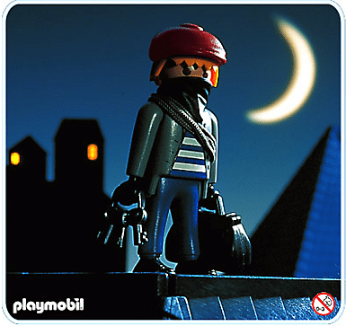 Playmobil - Cambrioleur 1994