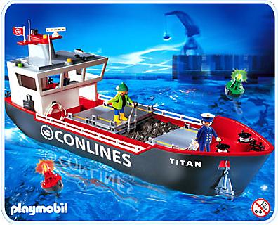 Playmobil - Cargo 2005