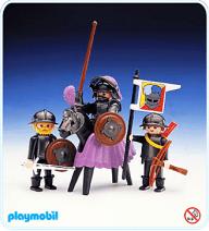 Playmobil - Chevalier 1986