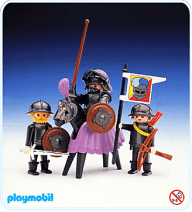 Playmobil - Chevalier 1986