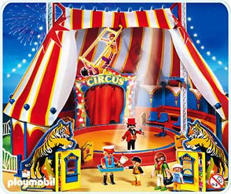 Playmobil - Cirque 2007