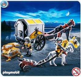 Playmobil - Convoi trésor 2010