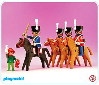 Playmobil - Garde républicaine 1989