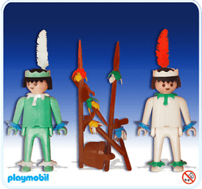 Playmobil - Indiens 1974