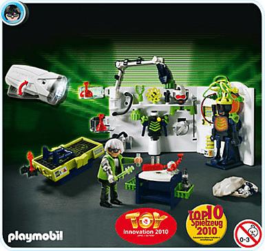 Playmobil - Laboratoire 2010