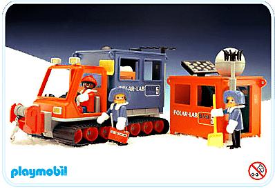 Playmobil - Laboratoire polaire 1986