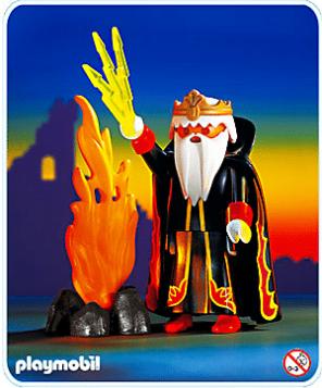Playmobil - Maître du feu 1997