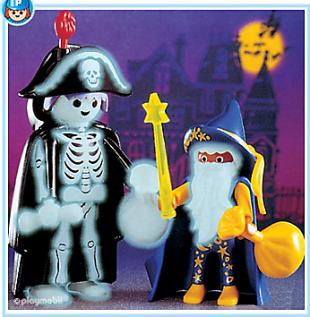 Playmobil - Magicien 1999