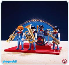 Playmobil - Orchestre 1992