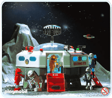 Playmobil - Station spatiale 1979