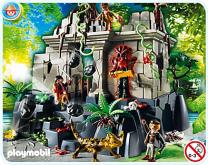 Playmobil - Temple du trésor 2009