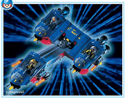 Playmobil - Vaisseau spatial 1999