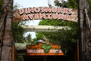 Dinosaures Aventure