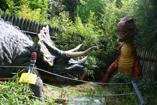 Dinosaures Aventure Nigloland (1)