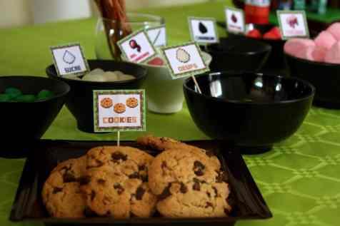 Cookies dans le rôle des cookies