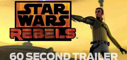 Star Wars Rebels, première bande-annonce