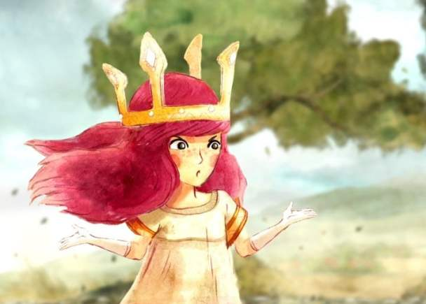 Aurora (Child of Light)