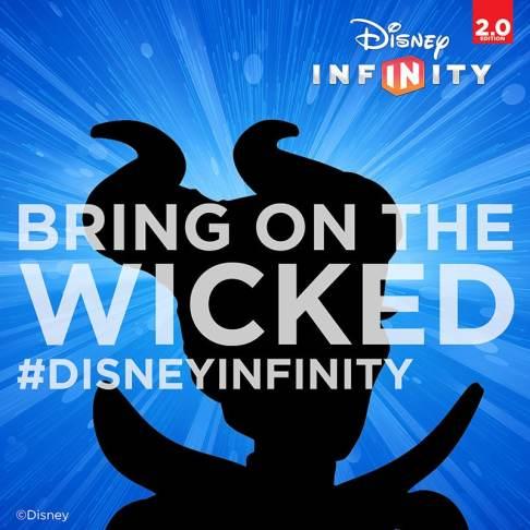 Teaser : Maléfique dans Disney Infinity 2.0