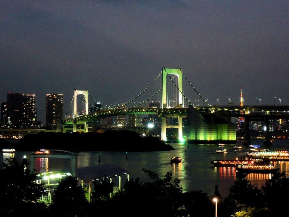 odaiba tokyo bay 2