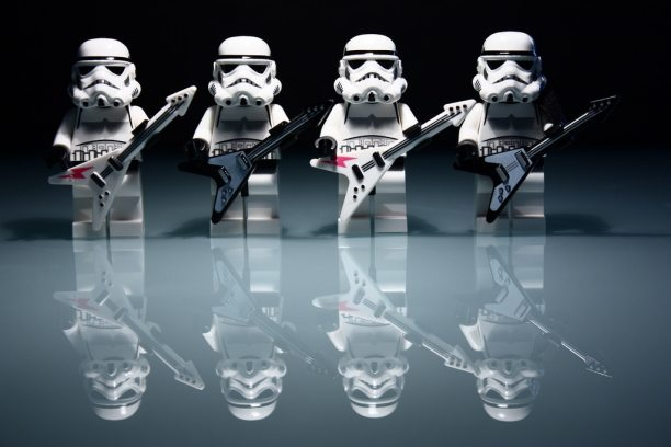 stormtroopers guitar squad