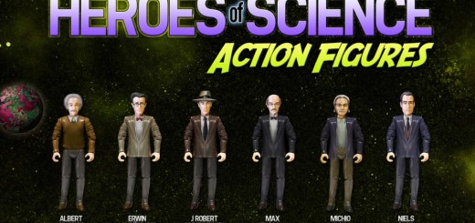 Heroes of Science !