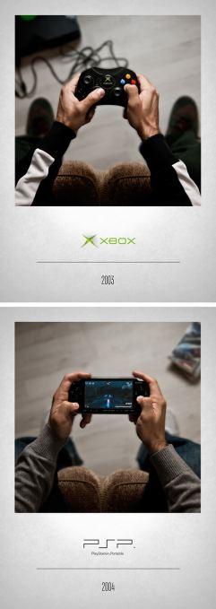 2003 Xbox - 2004 PSP