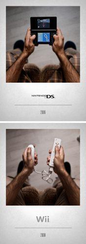 2006 Nintendo DS - 2008 Wii