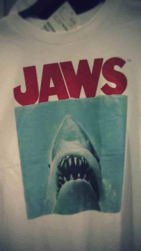 T-Shirt enfant Jaws