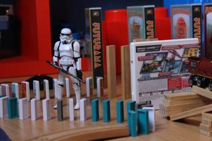 Stormtrooper et dominos