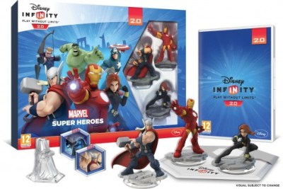 Disney Infinity 2.0 - Starter Pack