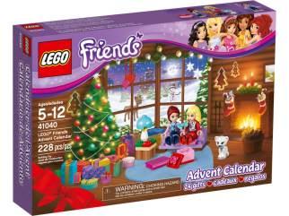 calendrier avent lego friends 2014