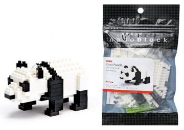 nanoblock panda