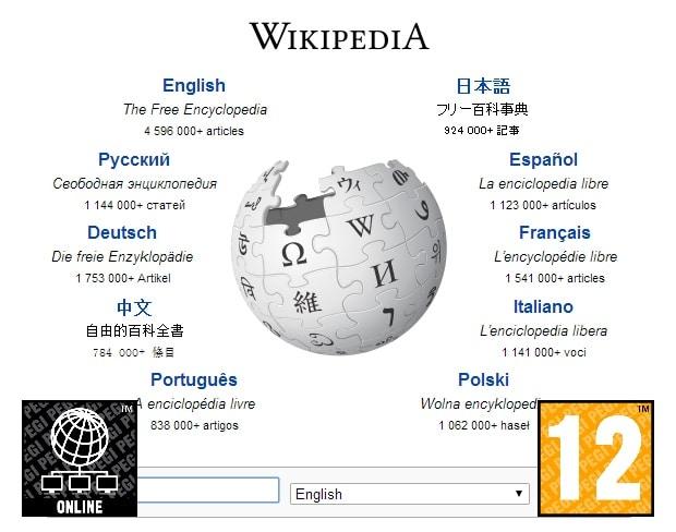 PEGI Wikipedia