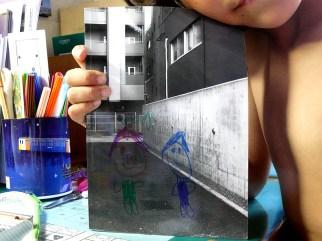 coloriage tokyo street art (5)