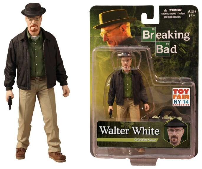 Figurine Walter White - Breaking Bad - L'objet du scandale